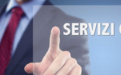 Servizi offerti